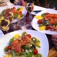 Photo taken at Café Zéphyr by Malice on 7/26/2012