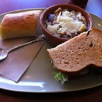 Photo taken at Panera Bread by John M. on 2/28/2012