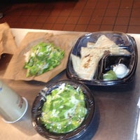 Photo taken at Qdoba Mexican Grill by John A. on 6/9/2012