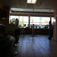 Photo taken at South Philly Day Spa by Carey A. on 6/23/2012