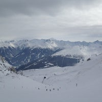 Photo taken at Skigebiet Schlossalm - Angertal / Ski amadé by Lars Kirstein A. on 2/13/2012