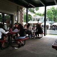 Photo taken at The Brickyard Pub & B.B.Q. by Bobbie V. on 8/11/2012