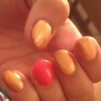 Photo taken at Ladue Nails & Spa by Kayla S. on 3/25/2012