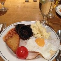Photo taken at Hilton London Gatwick Airport by Carine L. on 5/9/2012