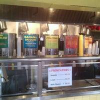 Photo taken at Gray's Papaya by David on 2/11/2012