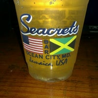 Photo taken at Seacrets Jamaica USA by kalia s. on 7/20/2012