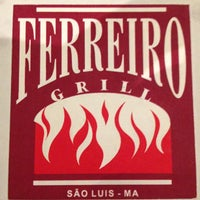Photo taken at Ferreiro Grill by André G. on 4/15/2012