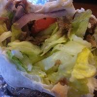 Photo taken at Baladie Gourmet Cafe by Ryan S. on 7/31/2012