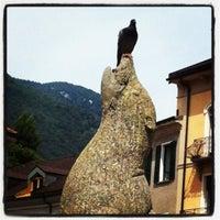 Photo taken at Piazza della Foca by Mckenzie on 8/11/2012