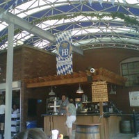 Photo taken at Hofbräuhaus Newport by Gregory M. on 9/13/2012