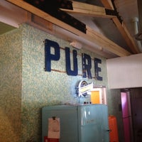 Photo taken at Pure Taqueria by Jason F. on 7/19/2012