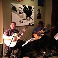Photo taken at D'Vine Wine Bar by Chris on 2/24/2012