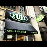 Photo taken at Fuel Grill and Juice Bar by Nikelii B. on 7/19/2012