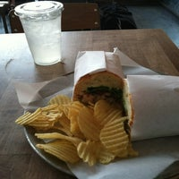 Photo taken at Tiny's Giant Sandwich Shop by Ivan O. on 5/16/2012