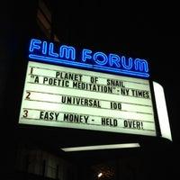 Photo taken at Film Forum by Linden H. on 8/4/2012