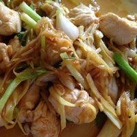 Photo taken at Afhy Tea Milk & Food by Peerasak C. on 9/8/2012