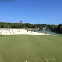 Photo taken at El Manglar Golf Course by Guillermo J. on 8/10/2012