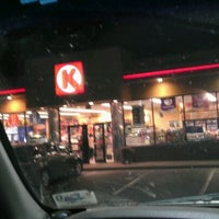 Photo taken at Circle K by Andy B. on 3/25/2012