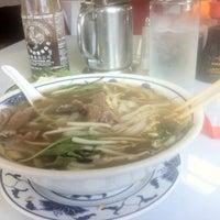 Photo taken at Dac Hoa Restaurant by Robert K. on 9/11/2012