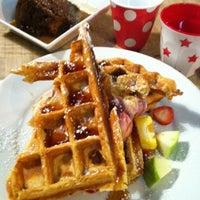 Photo taken at Corelli's Cafe by Zakari K. on 3/9/2012