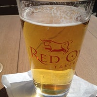 Photo taken at Red Ox Tavern by Michael P. on 3/14/2012