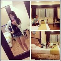 Photo taken at New Horizon Hotel by Vernie J. on 7/29/2012