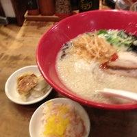 Photo taken at 一風堂 クイーンズイースト店 by Yumi I. on 7/5/2012