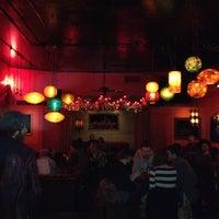 Photo taken at Casanova Cocktail Lounge by Richard D. on 5/4/2012