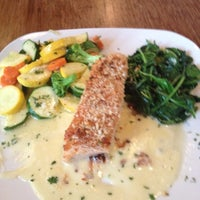 Photo taken at The Over/Under Bar & Grill by Jessica N. on 7/20/2012