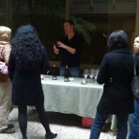 Photo taken at ZinLif!Style. Wine Soirees by Melissa H. on 3/29/2012