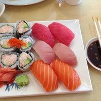 Photo taken at Yoyogi Sushi by Jonjie S. on 4/14/2012