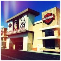 Photo taken at Red Rock Harley Davidson by Sam V. on 7/16/2012