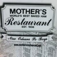 Photo taken at Mother's Restaurant by DJ JOHN PAUL on 6/11/2012