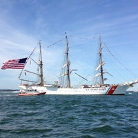 Photo taken at Inner Harbor by Eric A. on 6/30/2012