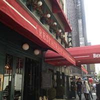 Photo taken at Benoit Bistro by CheatingWithDinner on 7/24/2012