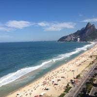 Photo taken at Sol Ipanema Hotel by mcasaverde on 5/20/2012