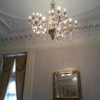 Photo taken at The Landmark London by WhereisGeo on 2/24/2012