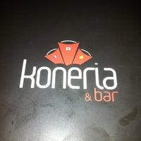 Photo taken at Koneria & Shot Drinks by Ricardo N. on 3/30/2012