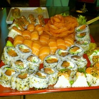 Photo taken at Nihon Sushi by Mauricio N. on 5/19/2012