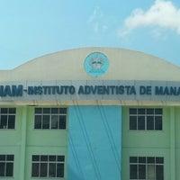 Photo taken at IAM - Instituto Adventista de Manaus by Elaine C. on 9/3/2012