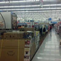 Photo taken at Walmart Supercenter by Brittney R. on 3/31/2012