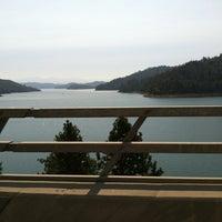 Photo taken at Pit River Bridge (VFW Memorial Bridge) by California Travel Tips - V. on 7/10/2012
