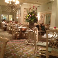Photo taken at Grand Floridian Café by Mark A. on 2/27/2012