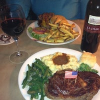 Photo taken at Ted's Montana Grill by Ken L. on 9/8/2012