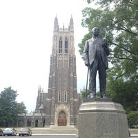 Photo taken at Duke University by Eric A. on 6/22/2012