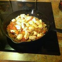 Photo taken at La Cocina by Ashli 🎶 on 5/17/2012