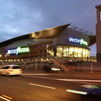 Photo taken at Vector Arena by 👑 Clarence H. on 6/10/2012