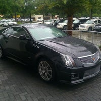 Photo taken at Ed Morse Cadillac Tampa by Brian M. on 4/21/2012