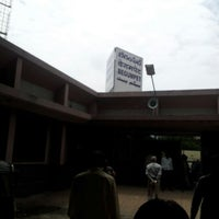 Photo taken at Begumpet Railway Station by Shashi B. on 7/17/2012