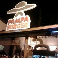 Photo taken at Pampa Burger by Fernando P. on 3/25/2012
